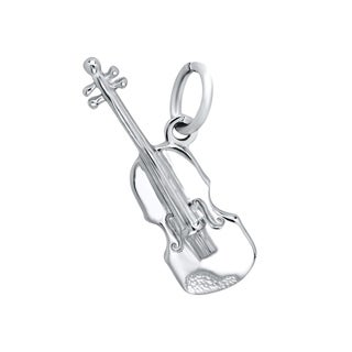 Sterling Silver Violin Charms
