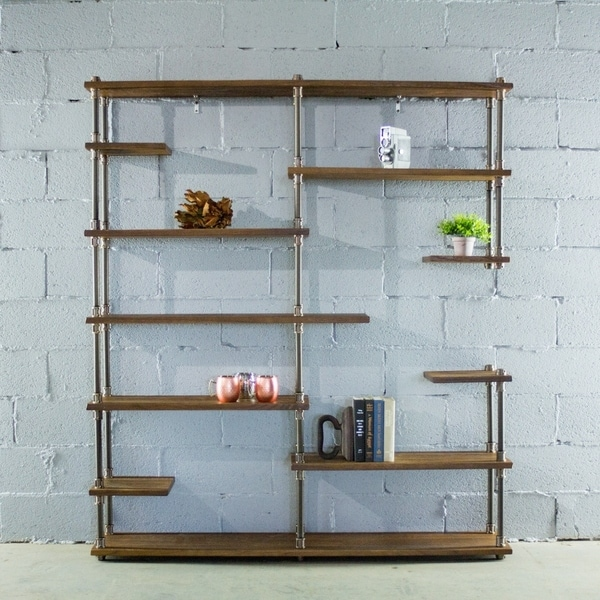 Os Home And Office Model P64 Bs 64 Inch Wide Large 11 Shelf