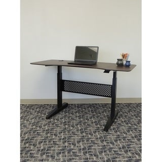 Boss Office Products Height Adjustable Desk