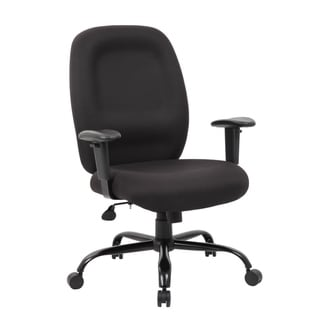 Boss Office Products Black Heavy Duty Task Chair