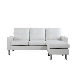 Buy White Sectional Sofas Online At Overstock Com Our Best Living