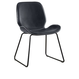 Furniture of America Crawle Modern Curved Accent Chair