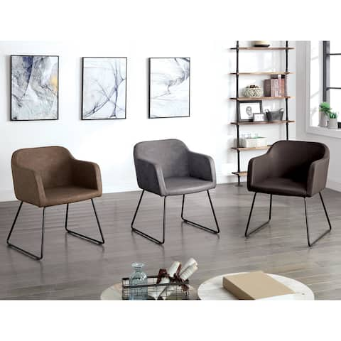 Buy Accent Chairs, Industrial Living Room Chairs Online at Overstock ...