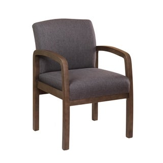 Boss Office Products Slate Grey NTR Guest Chair