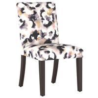 Skyline Furniture Dining Chair in Aqua Leo Lavender - N/A