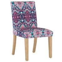 Skyline Furniture Dining Chair in Tabriz Cerulean - N/A