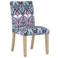 Skyline Furniture Dining Chair in Ambon Cerulean - N/A