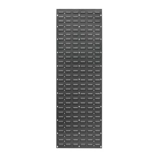 """Quantum 18""""W x 61""""H Ultra Hanging Systems Louvered Panels"""