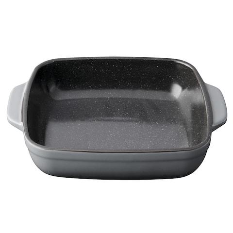 "Gem 9.5"" Stoneware Square Baking Dish"