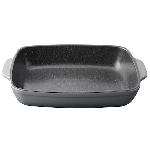 """Gem 14"""" Stoneware Rectangular Baking Dish"""