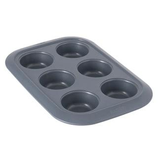 Gem 6 Cup Non-Stick Cupcake Pan