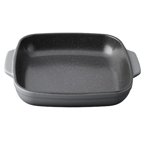 "Gem 11"" Stoneware Square Baking Dish"