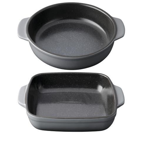 Gem 2pc Stoneware Bake Set