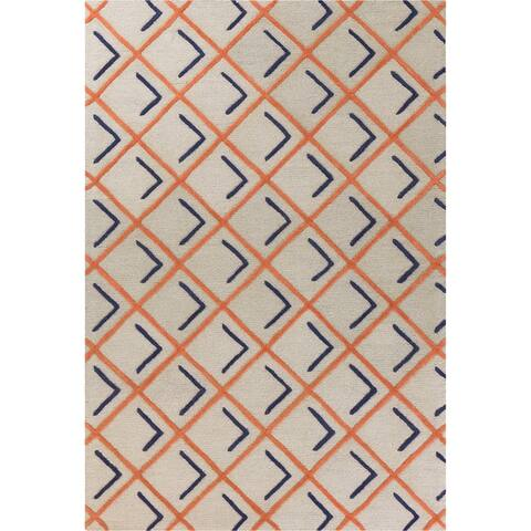 Libby Langdon Soho Cooper Square Wool Handmade Rug