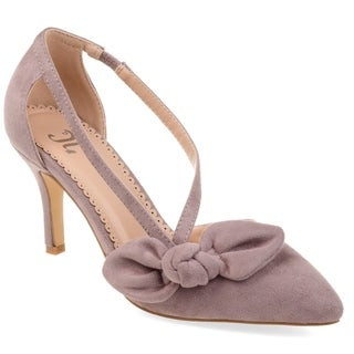 Journee Collection Women's Jilli Pump