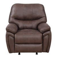 Lydia Fabric Rocker Recliner