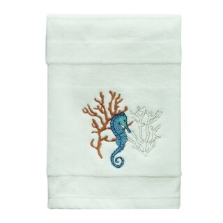 Sea Splash hand towel by Bacova