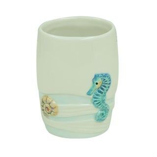 Sea Splash tumbler by Bacova