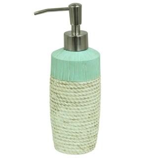 Coastal Patch soap dispenser by Bacova
