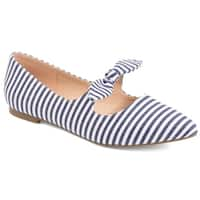 Journee Collection Women's Martina Flat