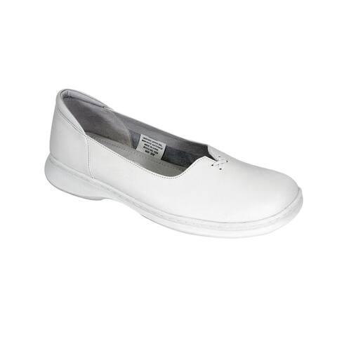 24 HOUR COMFORT Kallie Women Wide Width Comfort Slip on Shoes