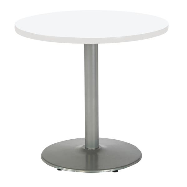 Phenomenal Shop Kfi Mode Round Top Multipurpose Table Silver Base Cjindustries Chair Design For Home Cjindustriesco
