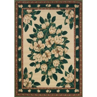 "Westfield Home Ulubre Horatia Cream Area Rug - 7'10"" x 10'6"""