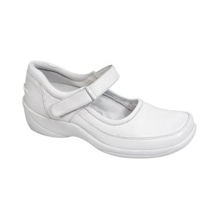 24 HOUR COMFORT Nicole Women Extra Wide Width Step in Shoes with Strap