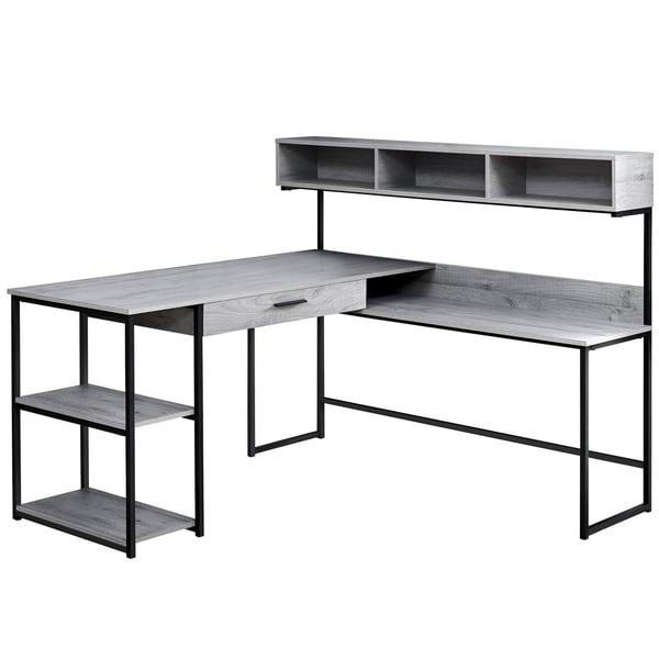 Shop Computer Desk - Left Or Right Facing Corner - Free