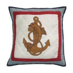 Thumbnail 3, Ships Ahoy 16-inch Throw Pillows (Set of 2). Changes active main hero.