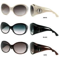 Calvin Klein CK 973/S Women's Fashion Sunglasses - Thumbnail 2