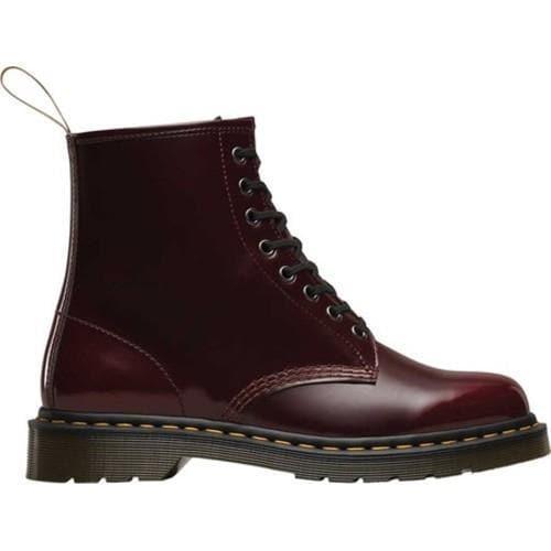 Vegan Boot | DR. MARTENS 1460 8 Eye Boot Cherry Cambridge