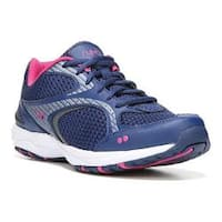Women's Ryka Dash 2 Jet Ink Blue/Meteorite/Fuchsia Purple