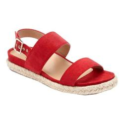 Women's Vionic with Orthaheel Technology Lonny Sandal Red