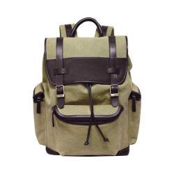 Preferred Nation P6236 Drake Backpack Olive Brown