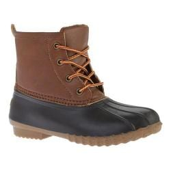 Women's Portland Boot Company Duck Duck Boot Low Cognac