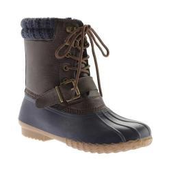 Women's Portland Boot Company Duck Duck Deluxe Boot Navy