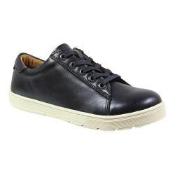 Boys' Umi Samson II Sneaker Black Leather