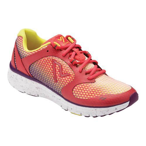 0140e7c71f Shop Women's Vionic with Orthaheel Technology Elation 1.0 Trainer Pink Ombre  - Free Shipping Today - Overstock - 18854028