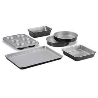 Link to Cuisinart AMB-6 Chef's Classic 6-Piece Non-Stick Metal Bakeware Set Similar Items in Bakeware