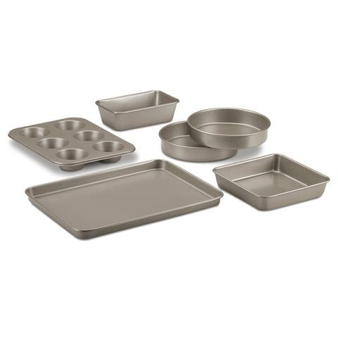 Cuisinart AMB-6CH Chef's Classic 6-Piece Champagne Bakeware Set