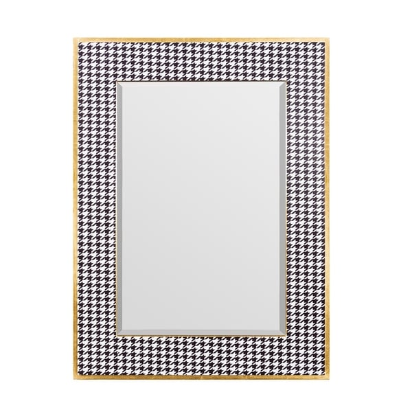 Azzezzi Gold Dust Rectangle Mirror