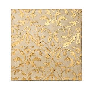 Varaluz Casa Ivory, Gold 3D Wall Art