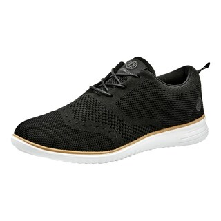 Akademiks Men's Knitted Wingtip Oxford Lifestyle Shoes (More options available)