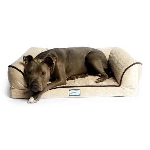 Beautyrest Dreamy Couch Orthopedic Dog Bed - Large