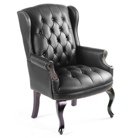 Boss Traditional Style Executive Guest Chair