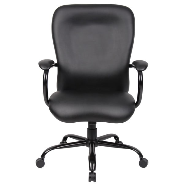 boss heavy-duty big and tall desk chair - free shipping today
