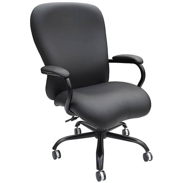 boss heavy duty big and tall desk chair big office chairs big tall