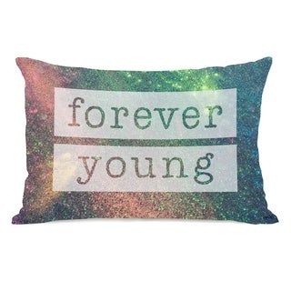 Forever Young Galaxy - Multi 14x20 Pillow by OBC