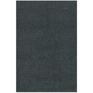 Shaw Berber Superior Green Area Rug - 12' x 15'